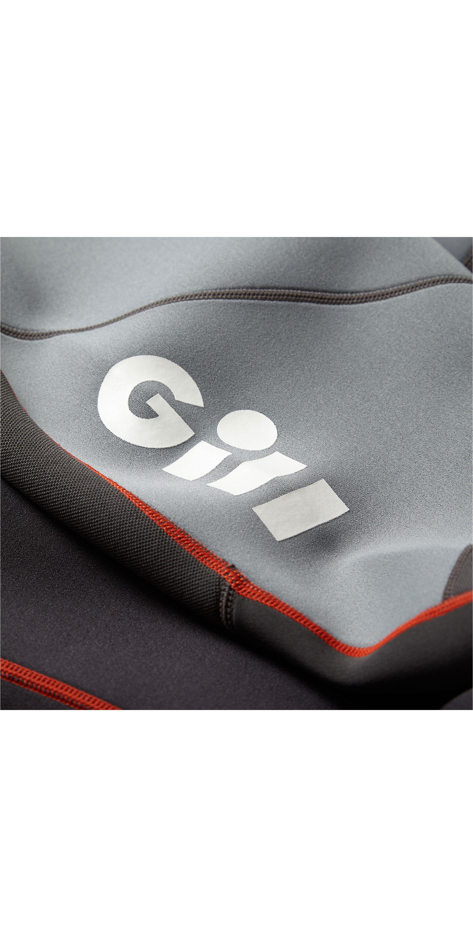 2020 Gill Heren Zenlite 2mm Flatlock Neopreen Broek 5005 Staalgrijs