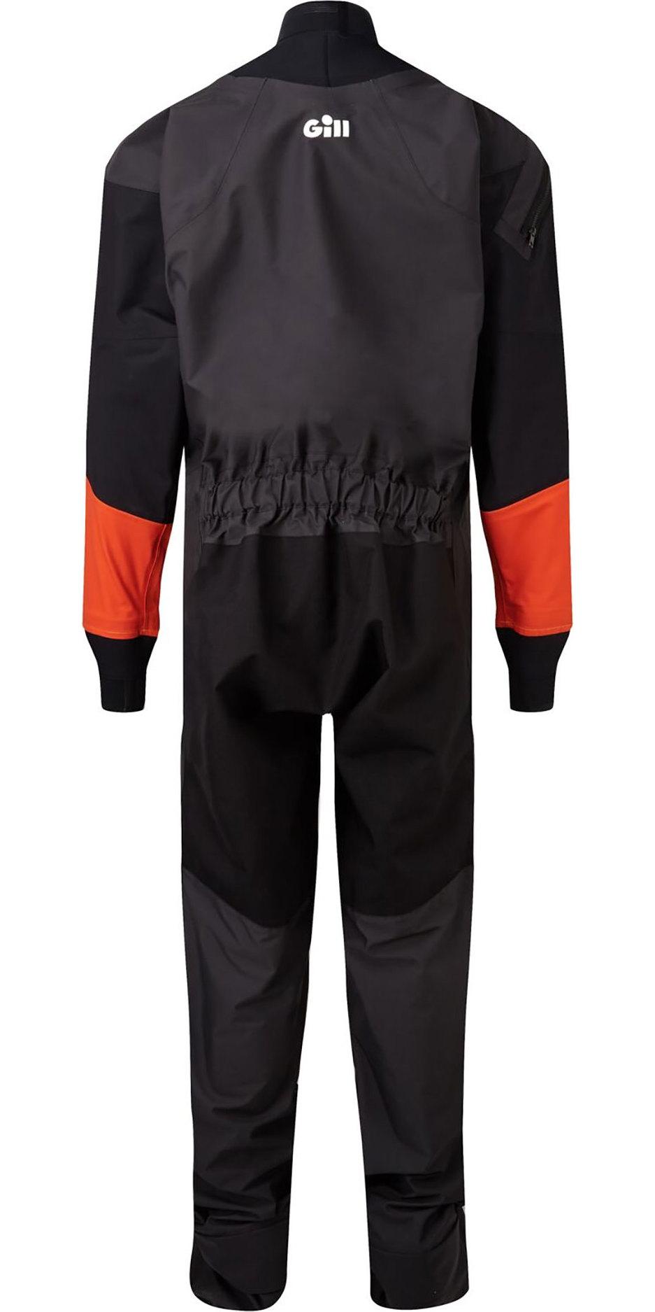 2019 Gill Drysuit Preto 4804