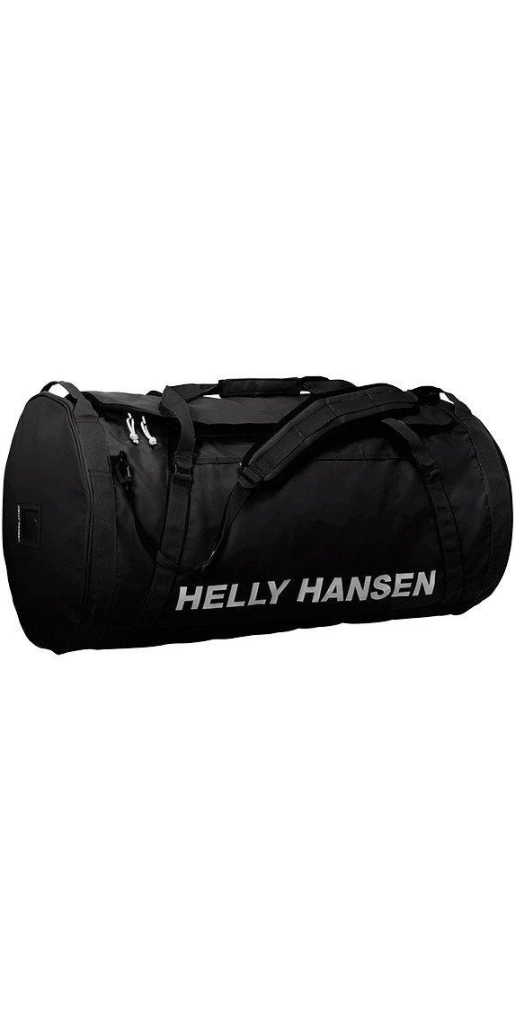 2019 Helly Hansen Hh 50l Duffel Taske 2 Sort 68005