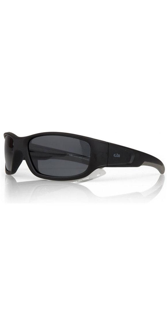 Gill Kinder Sonnenbrille LONGROCK JUNIOR, schwarz