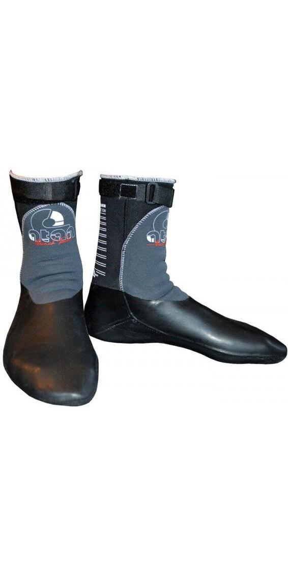 e469e022845 2019 Atan Hot Mistral 6mm GBS Wetsuit Boots Black - 5mm Laarzen ...