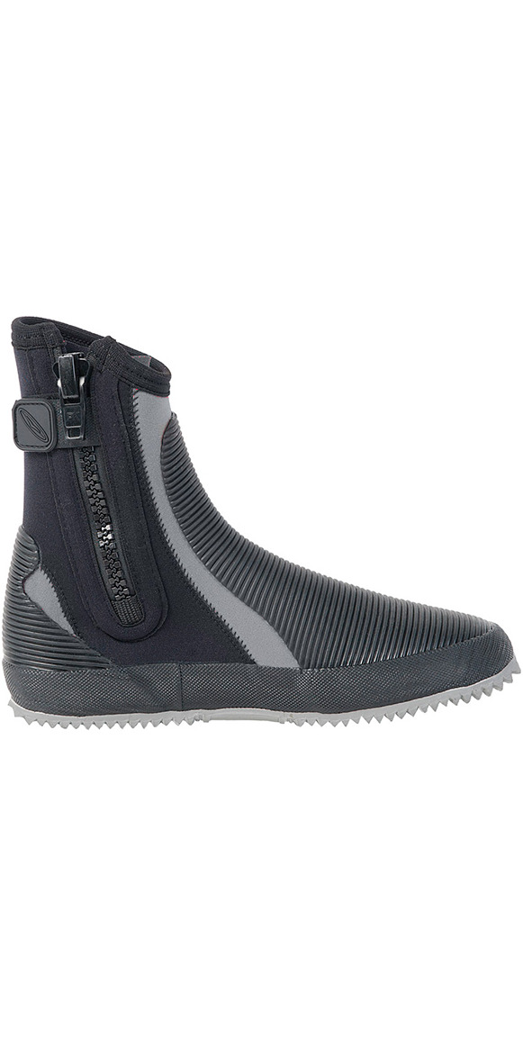 2018 Gul tout usage 5mm néoprène bottes noir / gris BO1276
