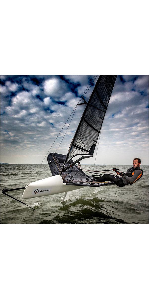 2020 Crewsaver Ergofit 50n Extreme Drijfhulp Zwart 9070