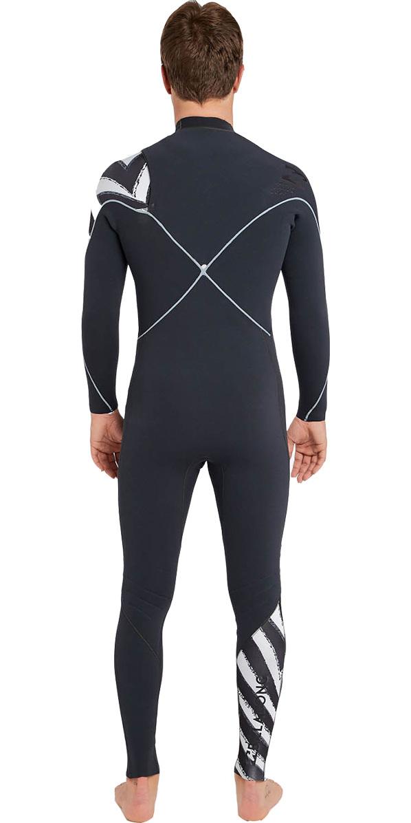 2018 Billabong Furnace Carbon Comp 4 3mm Ziperless Wetsuit