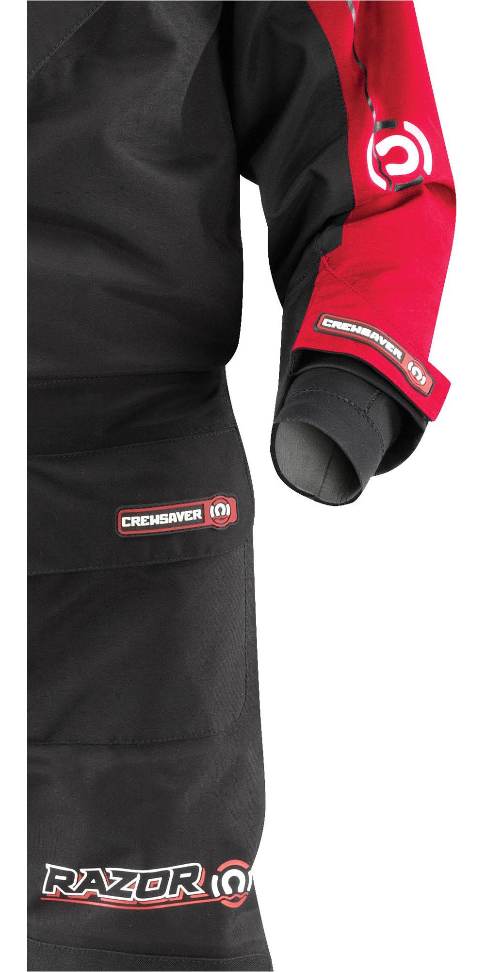 2019 Crewsaver Junior Barbermaskine Drysuit Inc Underfleece 6565