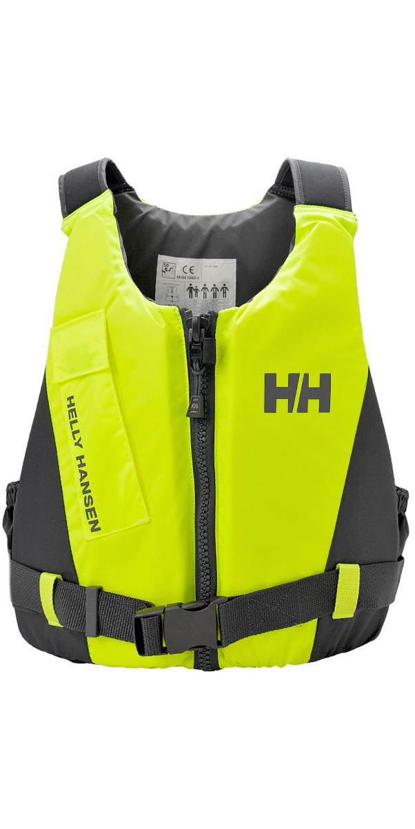 2019 Helly Hansen 50N Rider Vest / Buoyancy Aid Fluro Yellow 33820