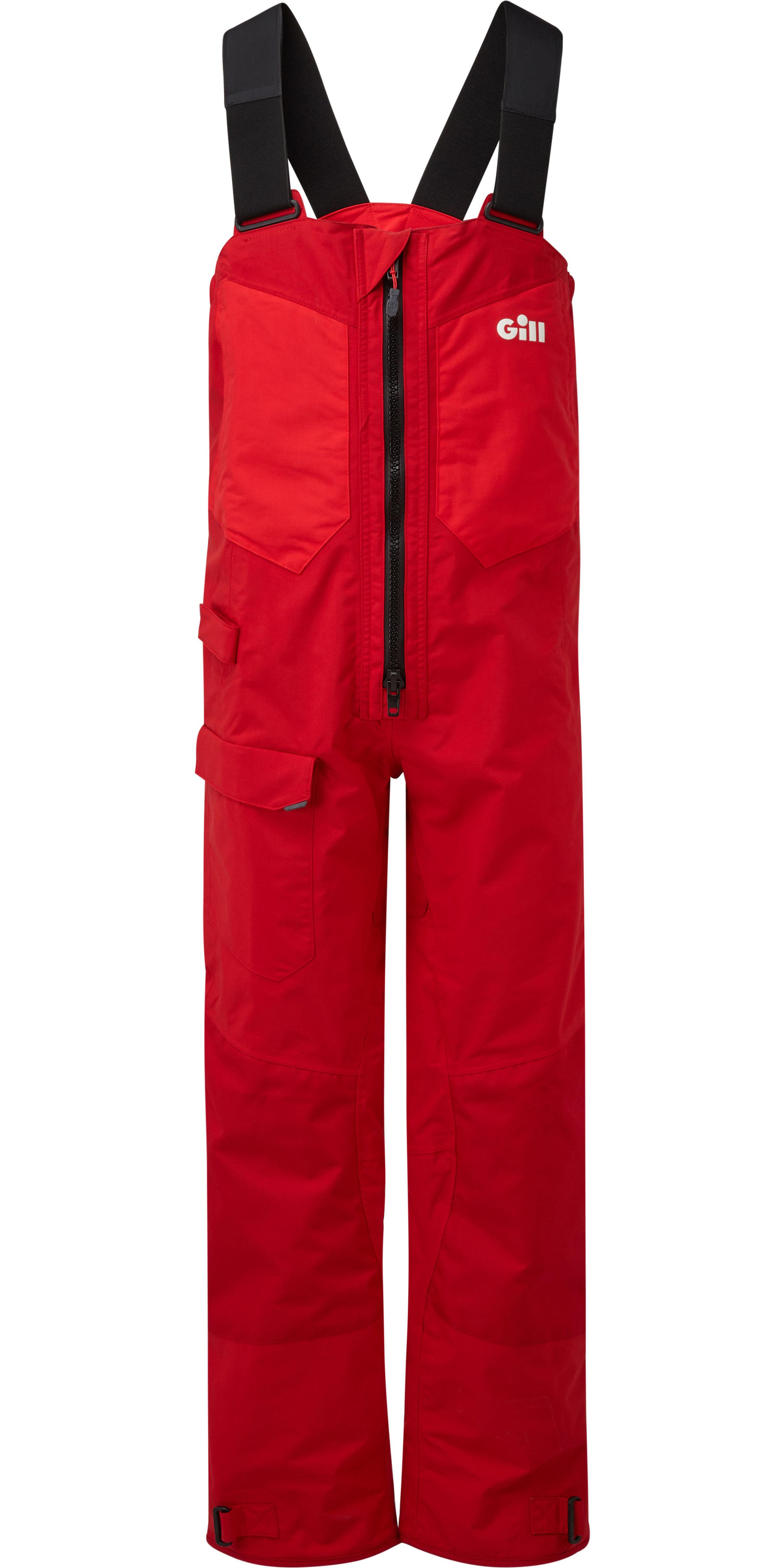 Gill Os2 Pantalon Os24t Rouge Hommes 2019 dexBrCo