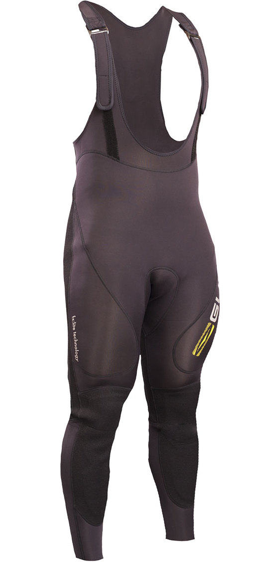 2019 Pantaloni Sportivi Gul Evo2 Junior 3mm Neri Gm0376-b4