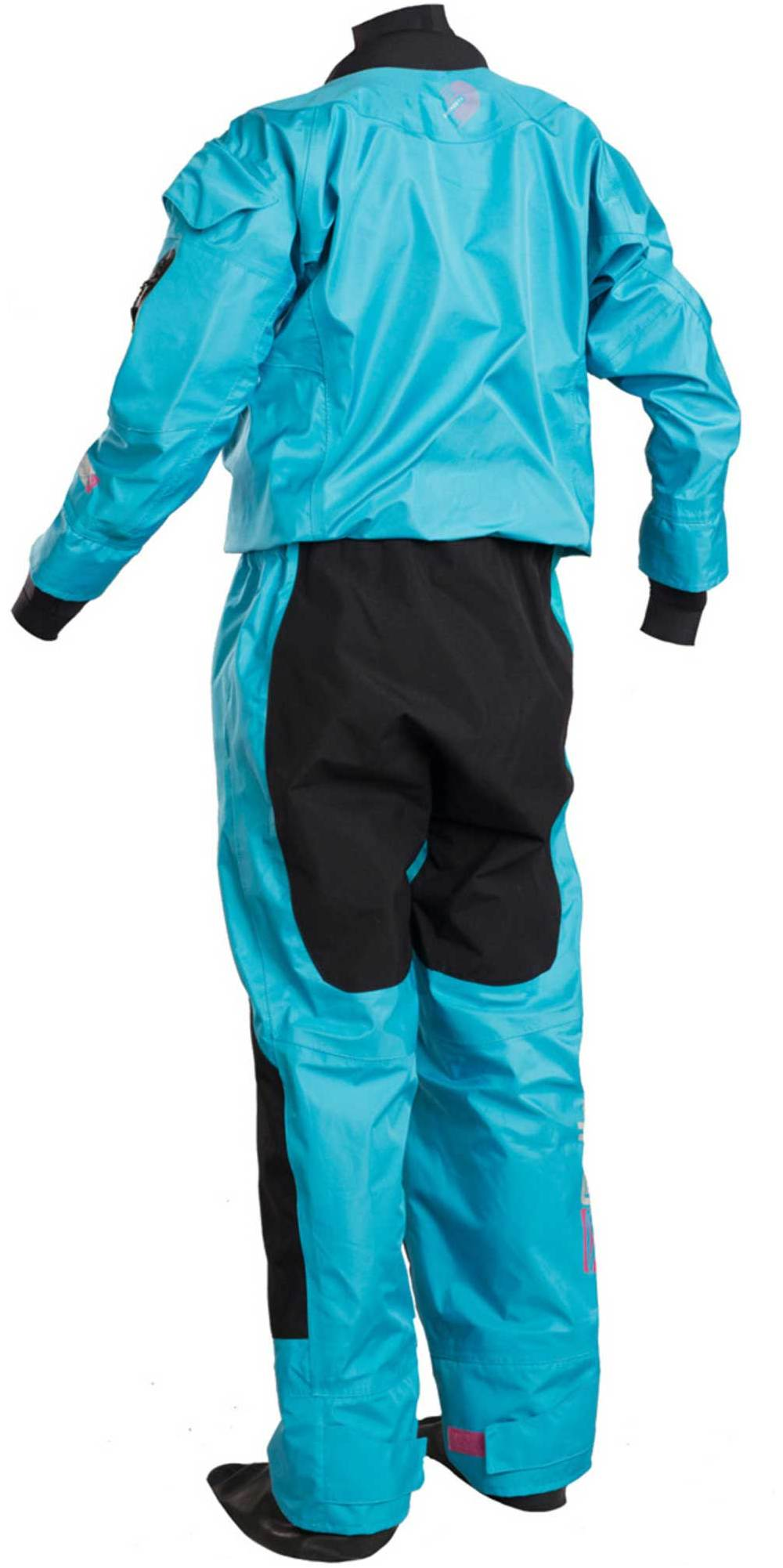 Gul Dartmouth Eclip Zip Drysuit Dry Suit in Blue Heat Taped Seams and 3 Layer Fabric With Free Undersuit