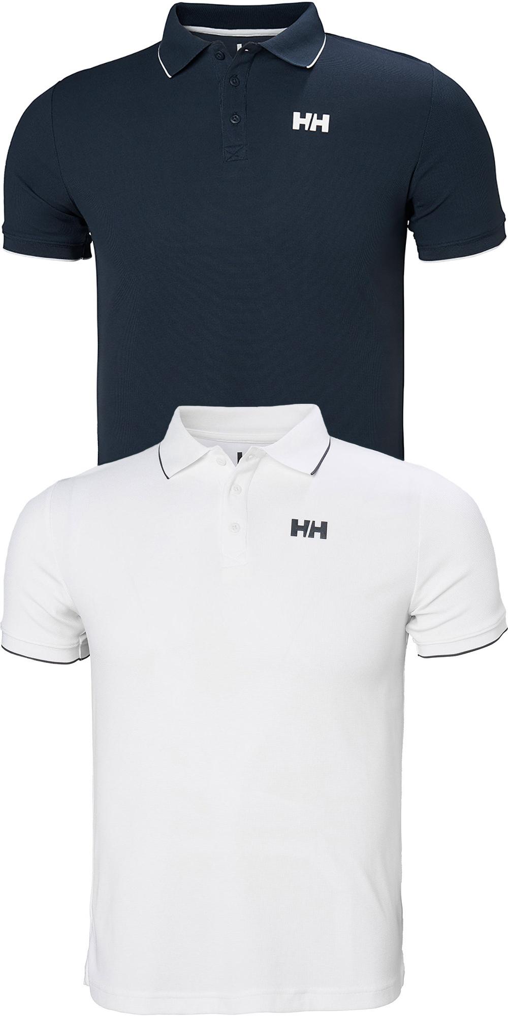 rencontrer 77a37 de560 Helly Hansen De 2 Polos Kos Pour Hommes Helly Hansen - Blanc Et Navy