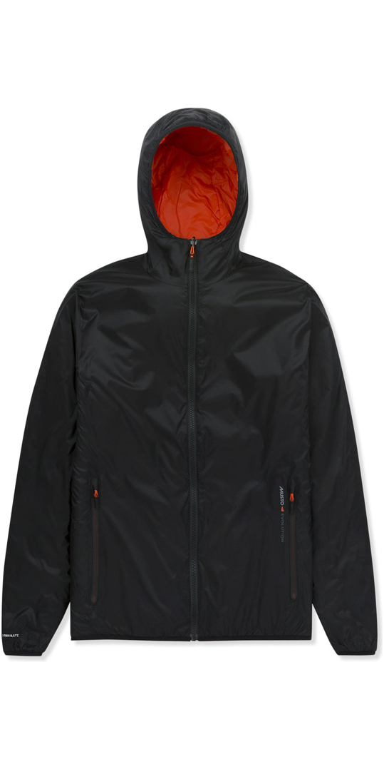 """Musto Womens Splice PrimaLoft Jacket About For enhanced heat retention and a tailored fit, this impressive Splice PrimaLoft® Jacket features a lycra bound hood, hem and cuffs. This packable jacket's eco-friendly PrimaLoft® Black Eco insulation supplies a high level of warmth without bulk that is also lightweight and breathable. Team this insulated Splice PrimaLoft® Liner Jacket with the Splice BR2 Jacket to experience peerless all-weather protection when you need it. Use the zip and magnetic connectors in the hood and cuffs to keep the garment in place within the second jacket. Composition MAIN: 100% Nylon + DWR Coating + Downproof; FILL: PrimaLoft® Black Eco Insulation; LINING: 100% Nylon Micro Ripstop Care instructions Wash using a non biological productWash with fasteners closedDo not use fabric softenerTumble dry on low heatDo not iron directly on prints/ embroideries/ badges / reflectors Explore all features: An innovative H-Bond""""¢ zipping system allows"""