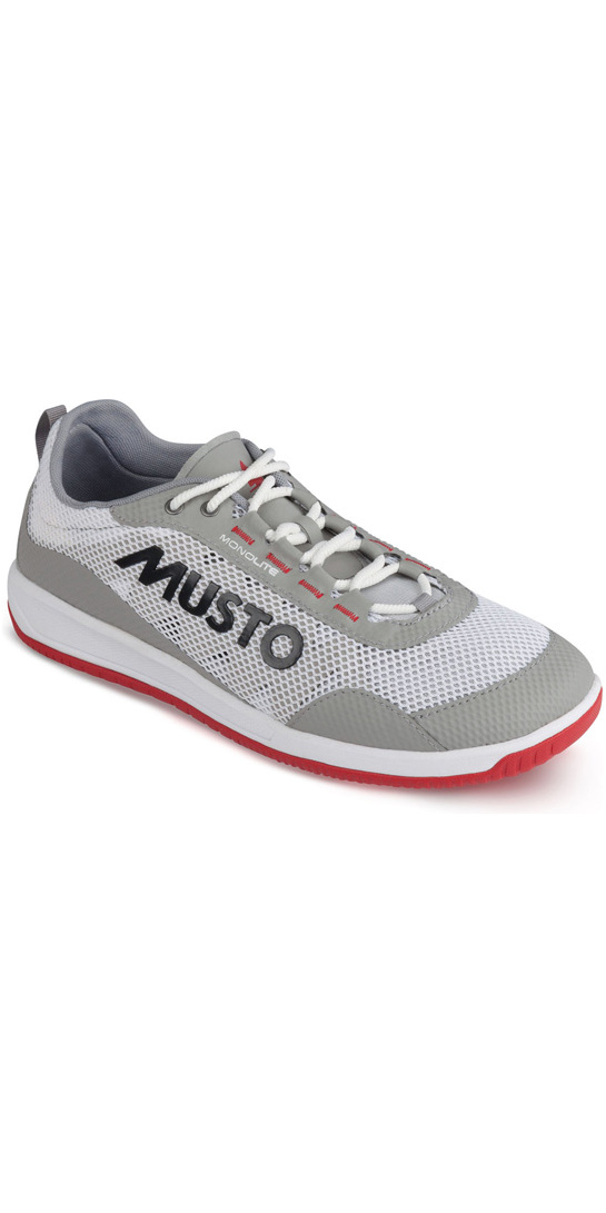 2019 Musto Dynamic Pro Lite Sapatos De Vela Platina FUFT015