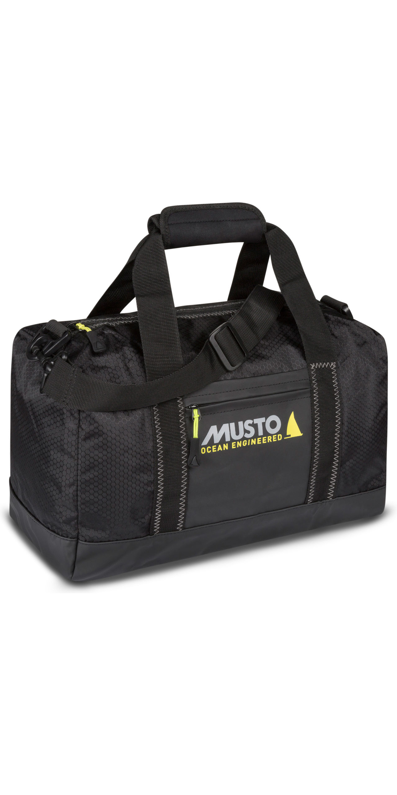 2019 Musto Essential Lille Holdall Sort Aubl013