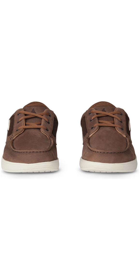 2019 Musto Nautic Drift Sailing Shoes marrón oscuro FMFT020