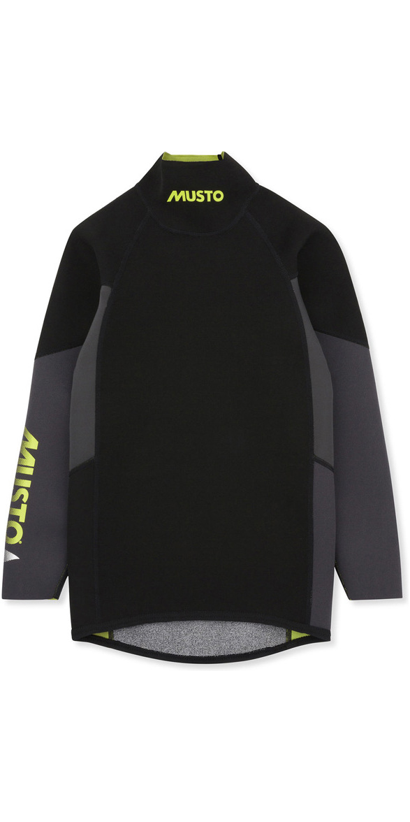 Gill Junior Thermoskin Muta Top-Nero