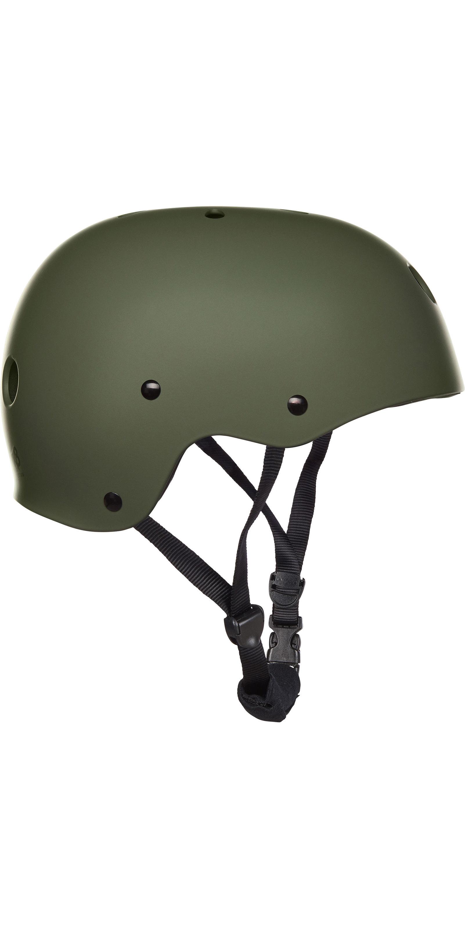 2019 Mystic MK8 Helmet Navy 180161 Ruder- & Paddelboote Bootsport