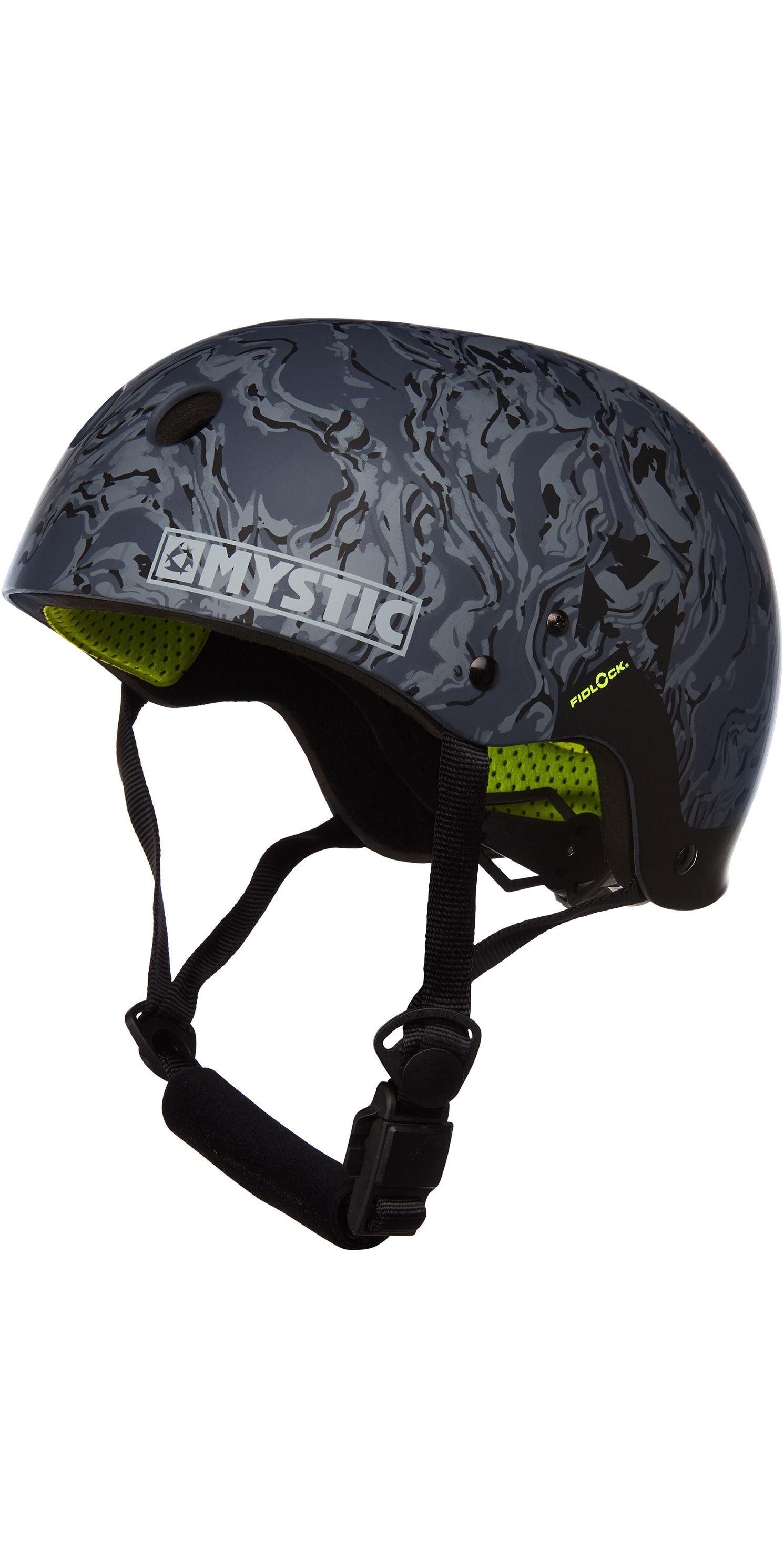 2019 Mystic MK8 X Helm Dunkelrot 180160 Zubehör