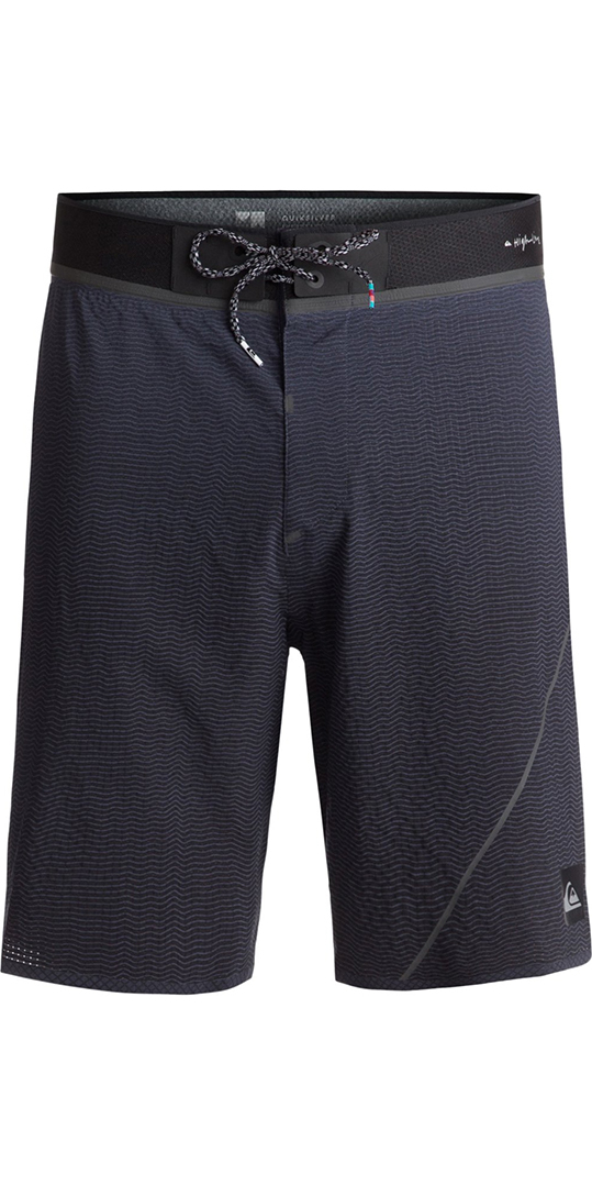 "Quiksilver Highline New Wave Pro 19 ""Board Shorts Blue Night EQYBS04"