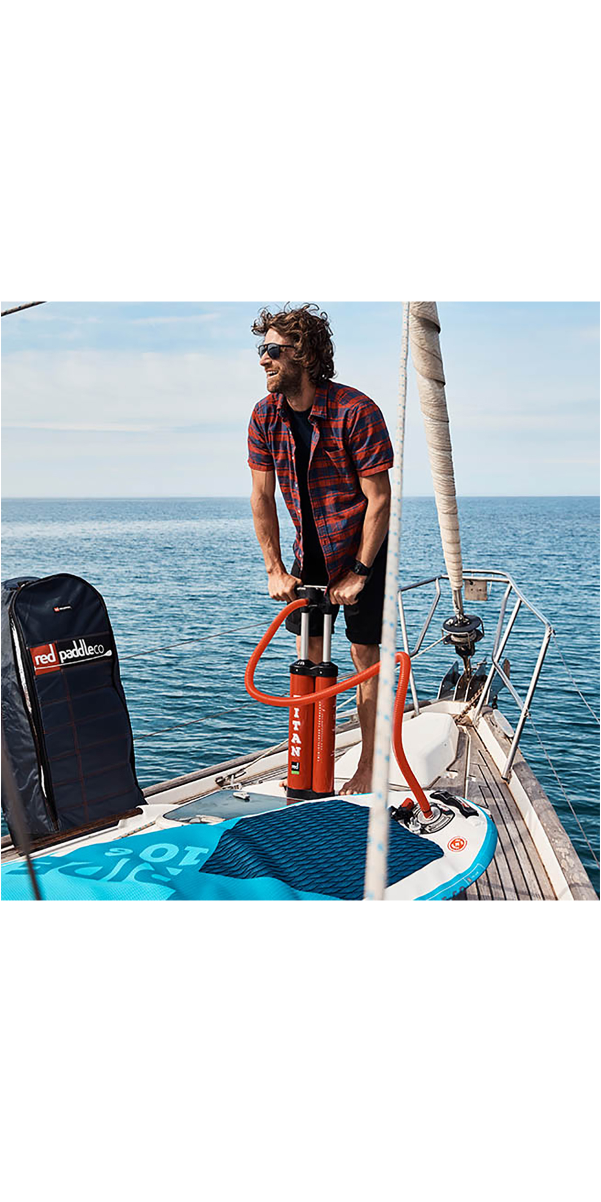 Red Paddle Co WindSUP 10