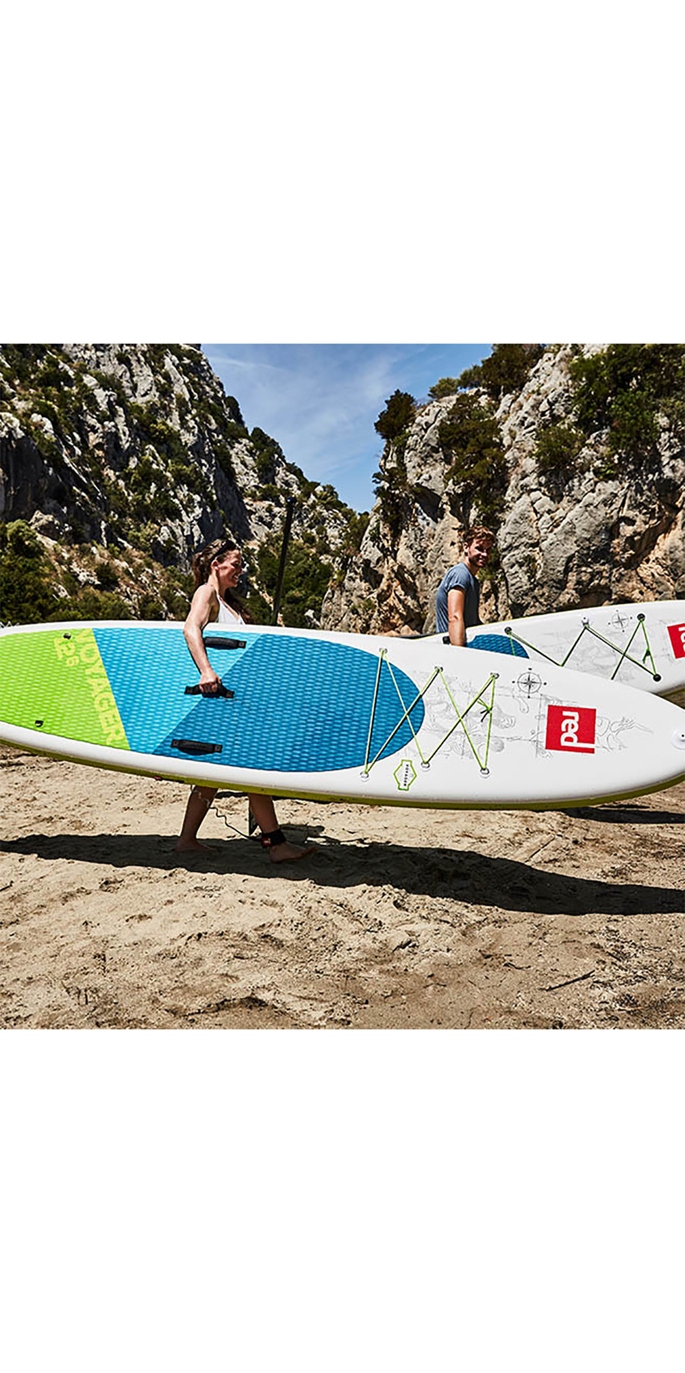 2019 Red Paddle Co Voyager 12