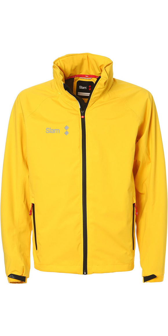 eb49b4dce9c99 2019 Slam WIN-D Sailing Jacket Yellow S170019T00 - Todas las ...