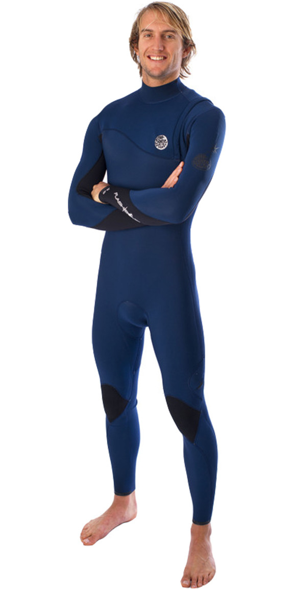Rip Curl Flashbomb 3/2mm ZIP FREE Wetsuit in Navy WSM4RF The world's fastest drying suit is now ZIP FREE! The Ultimate Super stretch wetsuit: LIGHTER INCREASED STRETCH EASY ENTRY WATER TIGHT E4 NEOPRENE E4 FLASH LINING INTERNAL E4 TAPED SEAMS