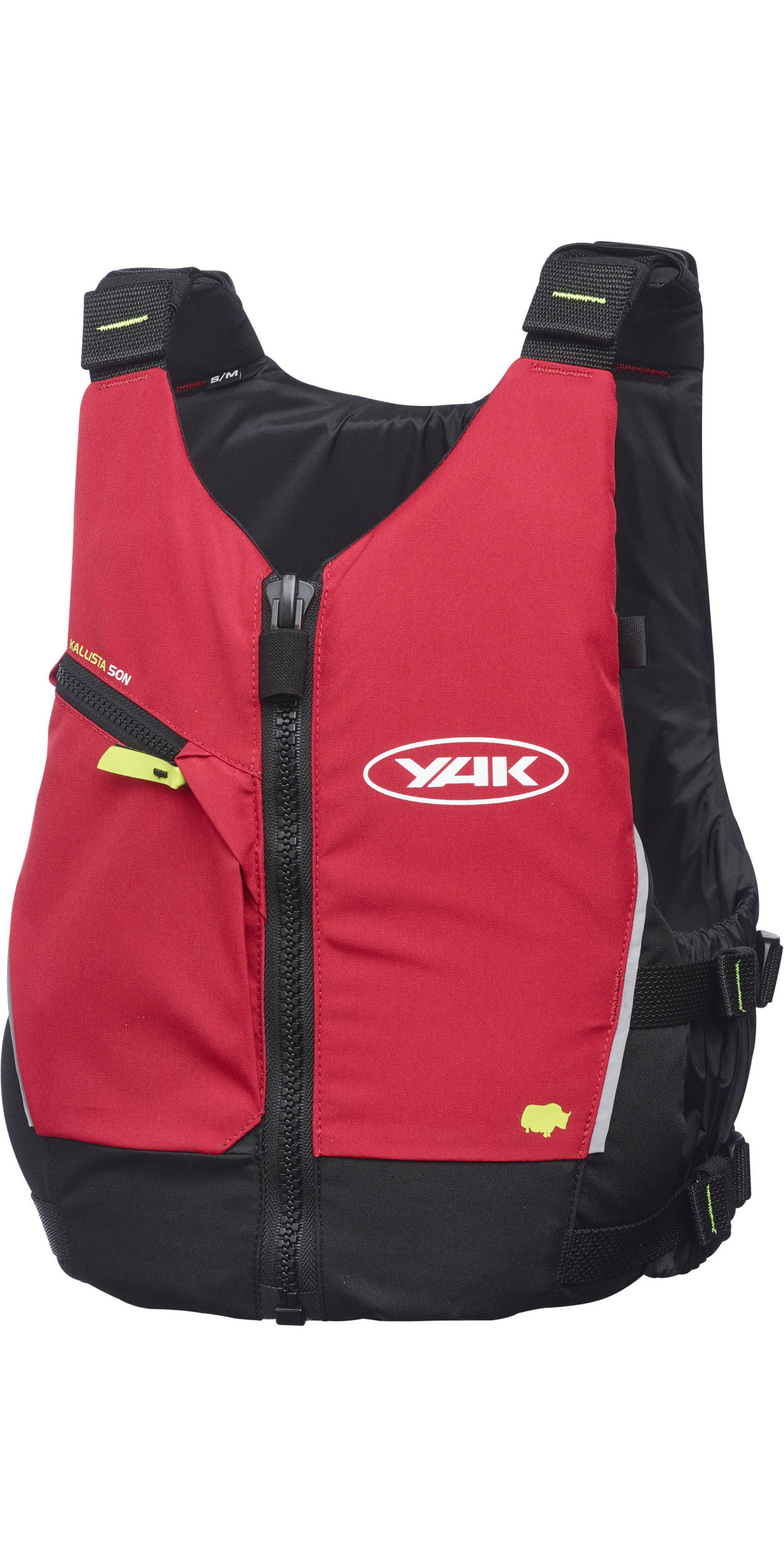 Yak  Kallista 50N Buoyancy Aid Life jacket canoe kayaking watersports