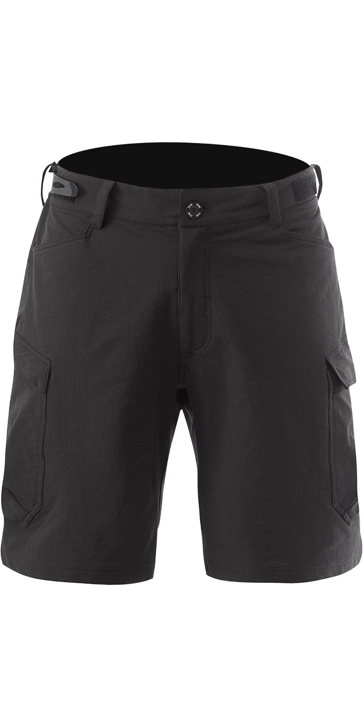 het meest geliefd online winkel outlet te koop 2019 Zhik Heren Technical Deck Shorts Zwart SRT0370
