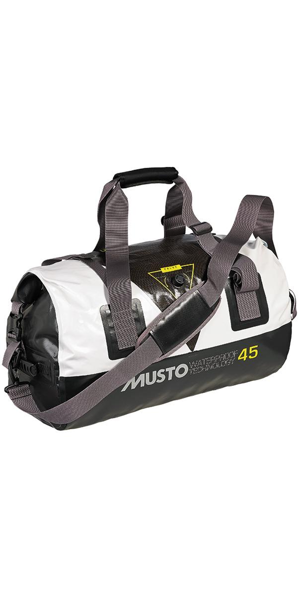 2016 Musto Evolution 45L impermeabile Holdall Platinum AE0260 ... 2a5fc19c3ee