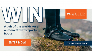 COMPETITION TIME: WIN A PAIR OF CUSTOM FIT SOLITE BOOTS!