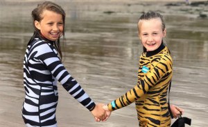 COMPETITION TIME: WIN A FREE SALTSKIN ANIMAL PRINT WETSUIT!