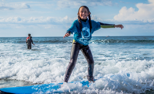 Blue Friday: Supporting The Wave Project