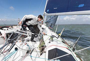 Giacche e pantaloni da vela fino al 40% di sconto