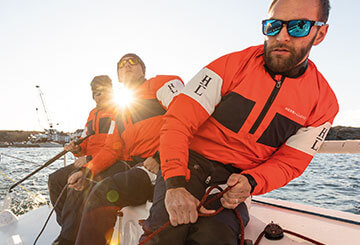 - Up to 40% off sailing jackets & trousers