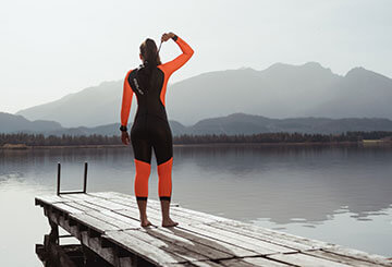 Open Water Swimming  - Swim Through Spring