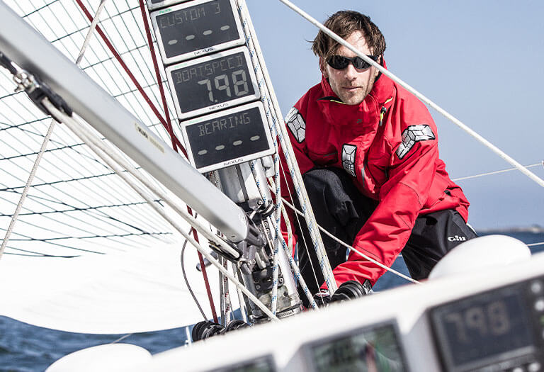 Up to 50% off sailing jackets & trousers