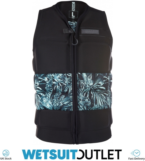 BILLABONG 2019 Anarchy Wake Vest Black N4VS01