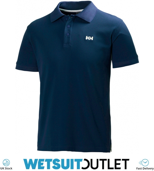 7a5663e33 2019 Helly Hansen Driftline Polo Shirt Navy 50584 - T-shirts - Mens -  Fashion - by Helly