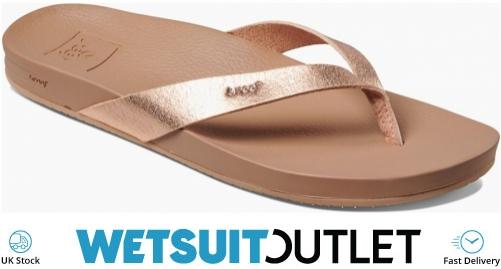 Reef Cushion Bounce Court Rose Gold Women/'s Sandals RF0A3FDS