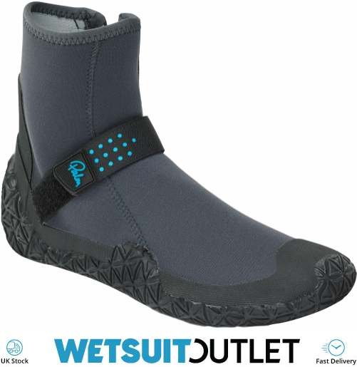 2020 Palm Shoot 3mm Kayak Boots 12341 Gris Jet Accessoires Chaussure