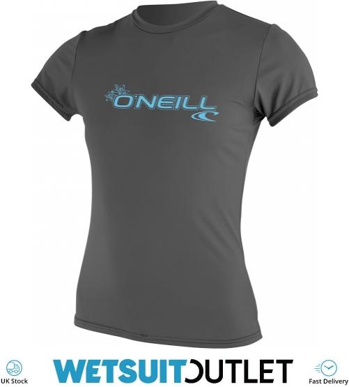 819f126a1 T-shirt manches courtes à manches courtes et à manches courtes pour femmes  2019 ONeill