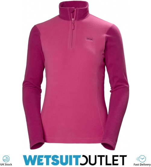 Helly Hansen Daybreaker 12 Zip Fleece, fleecegenser dame