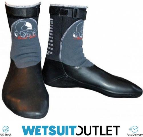 e075e48d1f3 2019 Atan Hot Mistral 6mm GBS Wetsuit Boots Black - 5mm Laarzen - Surfen  Boardsporten | Watersports Outlet