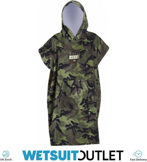 6c126dc0f9 2019 Billabong Junior Hooded Changing Robe Poncho Camo N4br02 - N4br02 -  Change Robes - Essentials -