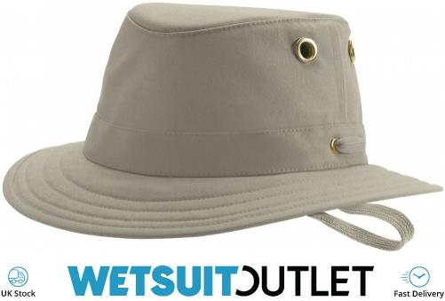 a07b24c7df70d 2019 Tilley T5 algodão Duck Brimmed Hat - KHAKI OLIVE - Chapéus Bonés e |  Watersports Outlet