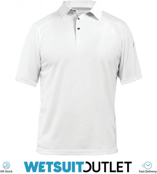 29edac717ab 2019 Zhik Zhikdry Lt Short Sleeve Polo Top White 0870 - 0870 - Polo Shirts  - Shore Wear - Sailing