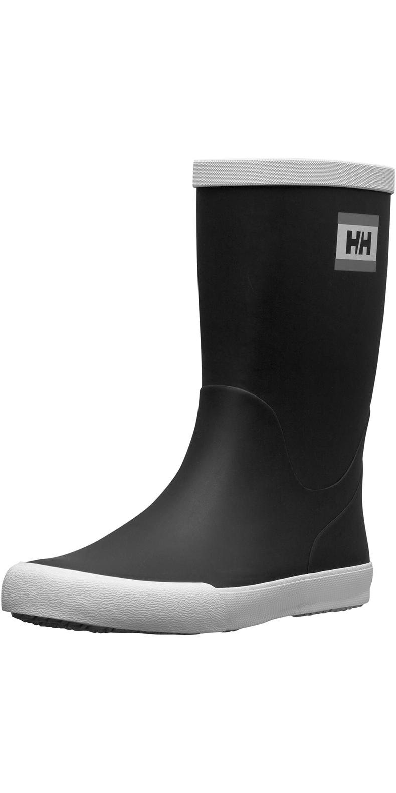 2018 Helly Hansen Nordvik Boot Black / Off White 11198