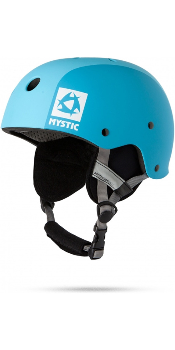 Mystic MK8 Multisport Helmet Technical features: CE approved: CE EN 1385 Adjustable headstrap High impact thermo plastic Detachable fit mesh pads Lightweight outer shell with ventilation holes Designed for watersports only Detachable neoprene ear covers Quick release chin closure Xs = 52cm S = 54cm M = 56-58cm L = 58-60cm XL = 60-61cm