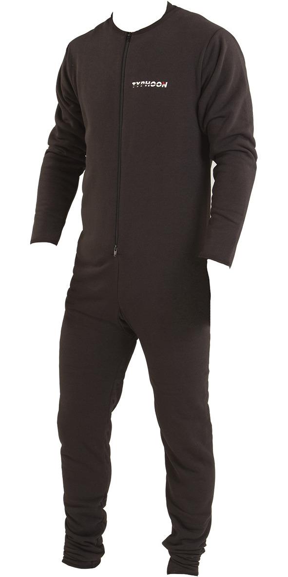 2018 Typhoon Light Drysuit leggero nero 200101