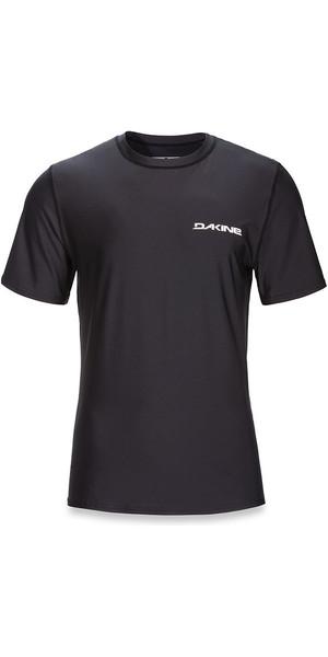 2018 Dakine Heavy Duty Loose Fit à manches courtes Surf Shirt Noir 10001654